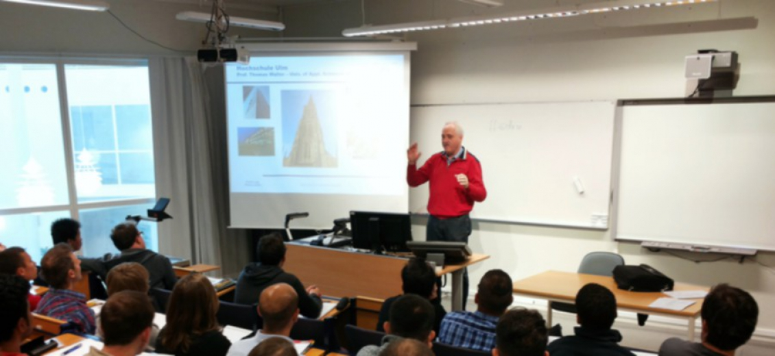 Photovoltaics course and exchange program with Ulm University of Applied Sciences