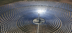 Gemasolar solar thermal plant, owned by Torresol Energy
